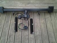 tow bar complete for vauxhall corsa d