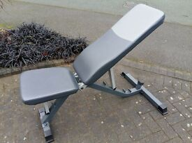 HEAVY DUTY GYM WEIGHTS BENCH