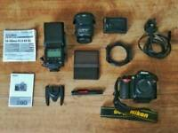 Nikon D90 2.8 18-50mm and extras FOR RENTING