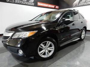 2013 Acura RDX TECHNOLOGY PACKAGE-NAVIGATION-MARCHE-PIEDS TECHNO