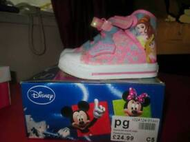 Disney trainers size 5