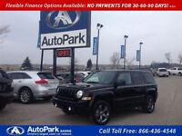 2015 Jeep Patriot High Altitude|Heated Leather Seats| Bluetooth|