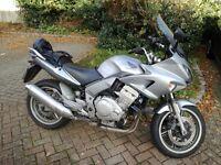 Honda CBF 1000 motorcycle