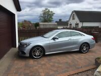Mercedes-Benz, E CLASS, Coupe AMG Line