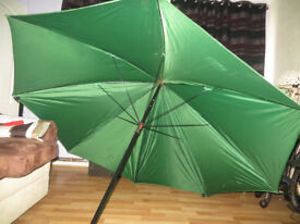 fishing umbrella, Leeda 2XL fishing umbrella