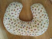 Breastfeeding/pregnancy pillow