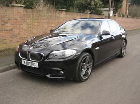 2011 BMW 5 Series 535D M Sport