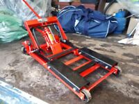 SEALY MOTORCYCLE/QUADBIKE LIFT