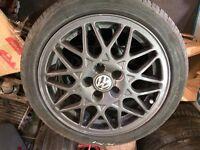 "Volkswagen Polo GTI BBS Alloys 15"" SET OF 4"