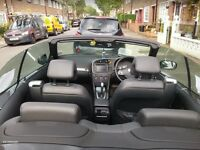 Superb Saab 93 tti d convertable Automatic Diesel , superb condition reluctant sale leather interior