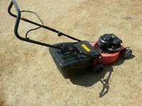 Sovereign petrol lawnmower In good working order