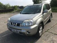 ,,, 05 NISSAN XTRAIL SVE DCI 4X4 PART EXCHANGE TO CLEAR ONLY £699
