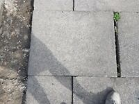 Concrete paving flags