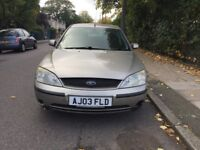 Automatic, diesel ford mondeo LX TDCI for sale, Long MOT, drives good