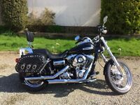 Harley Davidson FXDC Dyna Superglide Custom 1584cc 2010