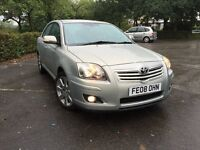 Toyota Avensis 2008 TOP OF RANGE MINT CONDITION