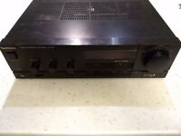 Technics SU-X101 new class A Amplifier equaliser separate stack amp 40w per channel