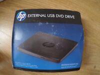 HP - DVD - RW drive - external