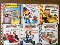 Polish kids books