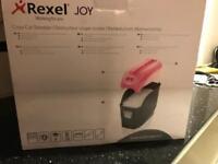 Shredder. Revel Joy 5 Sheet Cross Sheedder