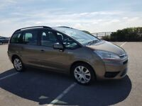 Grand Picasso 7 seater, diesel, automatic