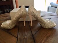 Stunning Benjamin Adams Charlize Shoes (Size 37.5)