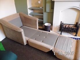 Single sofa chair - in very good condition - reduced for quick sale.