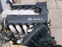 Celica vvtli 190bhp engine spare or repair