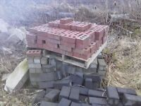 Bricks for sale, Having a clear out.