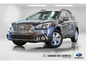 2015 Subaru Outback 2.5i Sieges Chauffants, Camera!