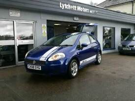 Punto Grande Active 1242cc2008 55K FullMOTServiceCambeltWarranty all inc ideal 1st cars est1985