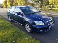 2003 automatic Toyota Avensis 1.8 petrol with year MOT full service history in excellent condition