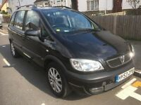 Vauxhall zafira (AUTOMATIC) 04 reg long MOT alloy wheels electric sunroof x x x x x x x x x x x x x