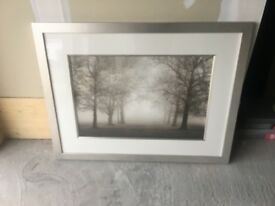 JohnLewis picture and frame