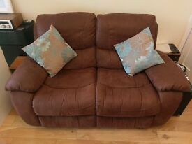 2 seater sofas (x2 for sale)