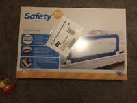 Safety 1st portable bed rail guard sleeping