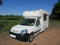 Nu Venture Surf two berth campervan for sale