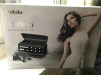 Babyliss Ceramic Heated Rollers (Used Once)