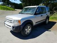 2006 Land Rover Discovery 3 S 2.7 TDV6 Manual 6 Speed