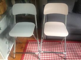 3 IKEA Breakfast Bar Chairs