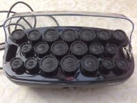 Babyliss electric heated rollers - AS NEW
