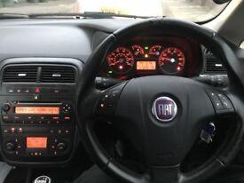 2008 Semi-Automatic Fiat Grande Punto 1.4 Eleganza 5 Door