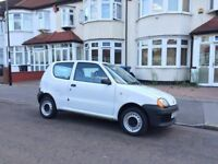 Lovely 2001 Fiat Seicento 1.1, 45k Miles Only, 1 Years MOT, Excellent Cond