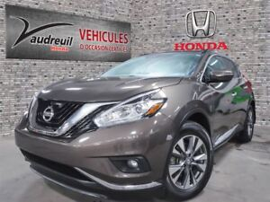 2015 Nissan Murano SV*GPS*TOIT PANORAMIQUE*