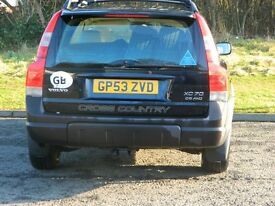Volvo XC70 D5 Se Lux Awd S-a