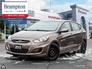 2013 Hyundai Accent GLS | TRADE-IN | CD | HEATED FRONT SEATS | P