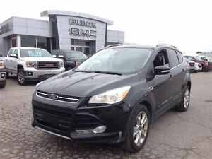2015 Ford Escape Titanium AWD | Navigation | Leather Seats