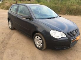 2006 Volkswagen Polo 1.2 Petrol ** Warranted Mileage ** Just Serviced ** MOT July 2019