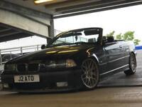 BMW E36 323i convertible