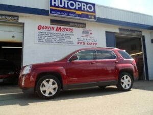 2012 GMC Terrain SLT-1 AWD LOW KMS